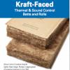 Kraft Faced Insulation