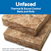 John Maville unfaced fiberglass insulation